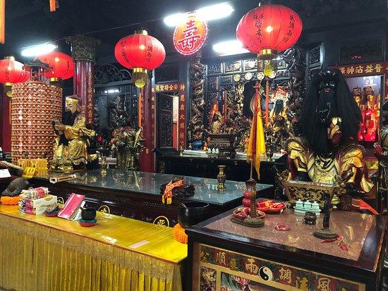 Jinan Temple (Chang Gong Temple)