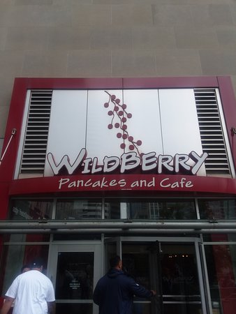 You must visit Wildberry while on Chicago.  Food is delicious.