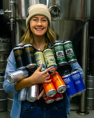 Trestle Brewing Company: You can get beer to go from our retail store!
