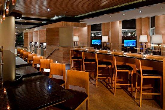 Grand Hyatt Washington: Bar Lounge