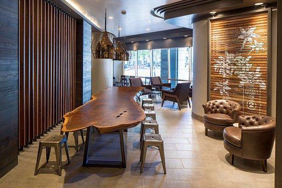 Grand Hyatt Washington: Restaurant