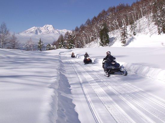 Tangram Ski Circus: ゲレンデ