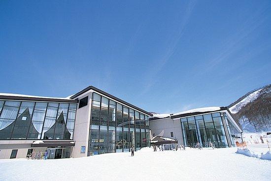 Tangram Ski Circus: センターハウス