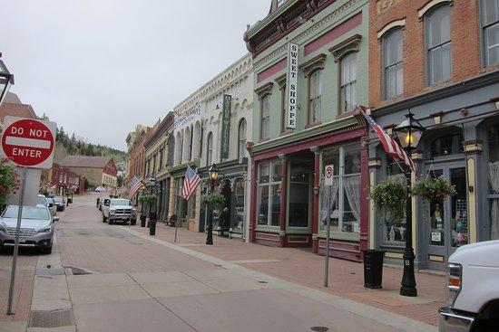 Central City Opera House: Main Street