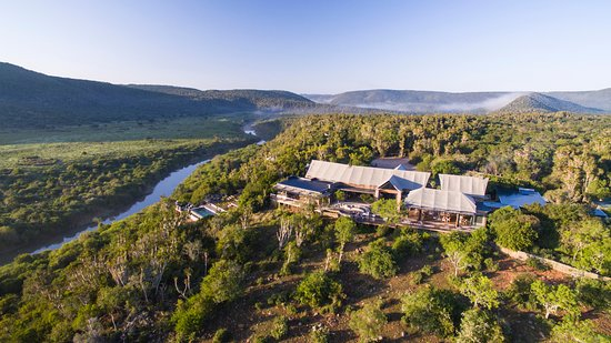 Kariega Game Reserve-Settlers Drift, Hotels in Cannon Rocks