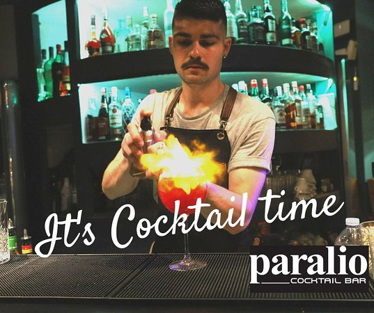 ‪Paralio Cocktail Bar‬