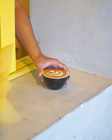 Starting a day without coffee is like going to work without your pants. Something's just missing 👖 ☕ . #Arnoldscoffee #Arnoldscoffeeisawesome #coffeeshop #coffeetime #umalasbali #cafebali