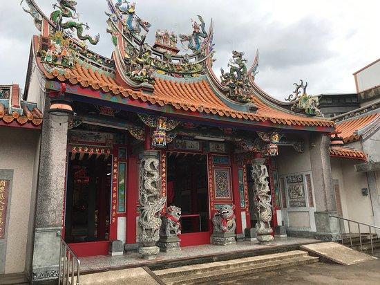Tongluo Tinhau Temple