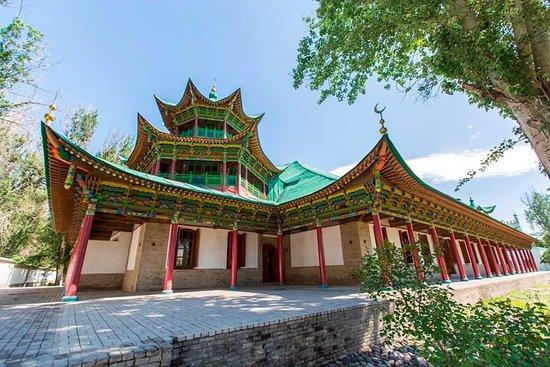 Zharkent, Kazachstan: Внешний вид музея