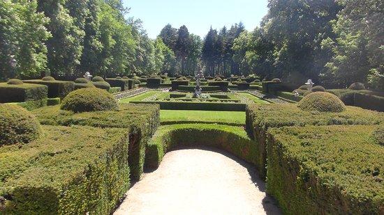 Jardines de la Granja de San Ildefonso: jardines