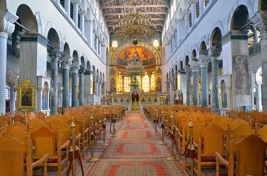 Church of Saint Dimitrios - Patron of Thessaloniki