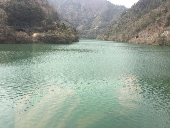 Tenryu-mura, Japonia: 平岡ダム
