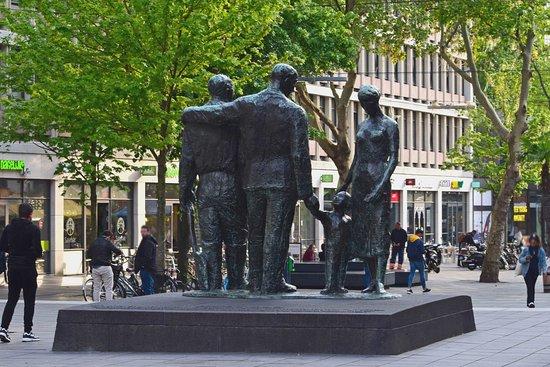 Monument Voor Alle Gevallenen 1940 – 1945