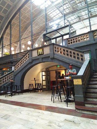Mcdonalds Stockholm City