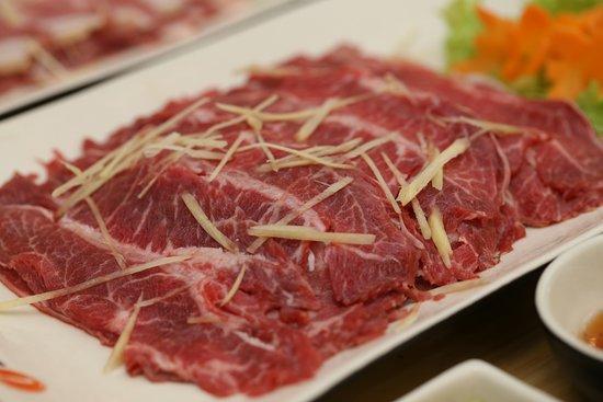 Lau Hap iSteam: Bò mỹ tươi ngon