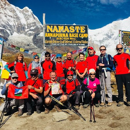 Umesh Adventures Nepal