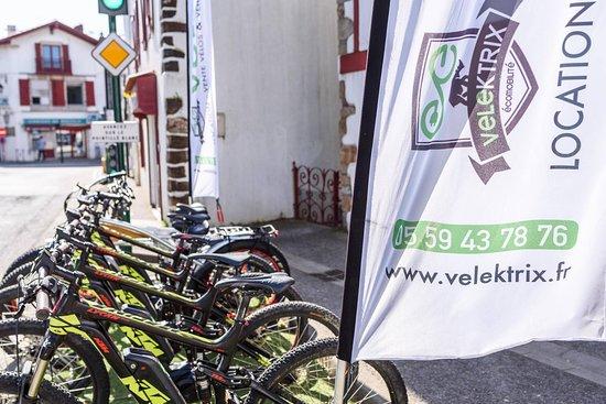 Saint-Pee-sur-Nivelle, França: Nos Vtt Electrique