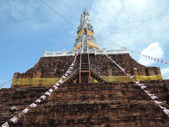 Nakhon Pathom, Thailand: พระประโทณเจดีย์