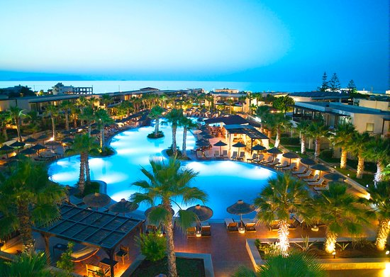 """LA VERANDA"" A LA CARTE RESTAURANT – Bild von Stella Palace Resort & Spa, Kreta - Tripadvisor"