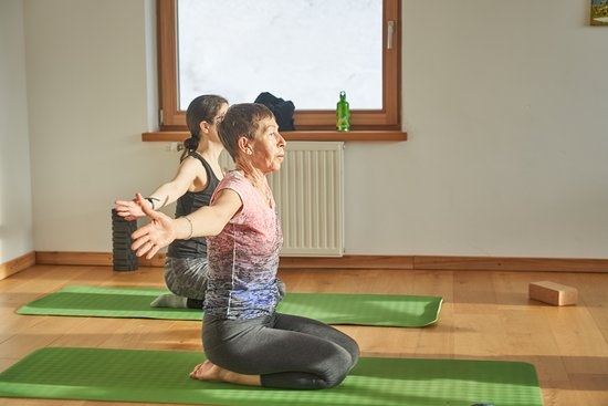 Yoga classes for all ages and abilities