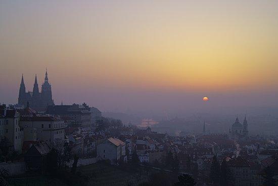 Prague Sunrise Photo Walking Tour