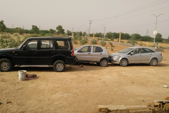 Kuldeep Jaisalmer taxi