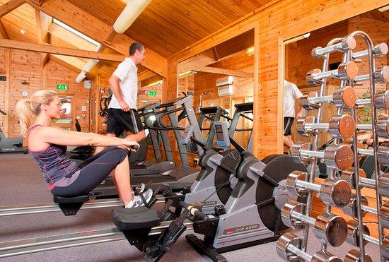 Tan Rallt Luxury Holiday Park: The Retreat Spa & Gym