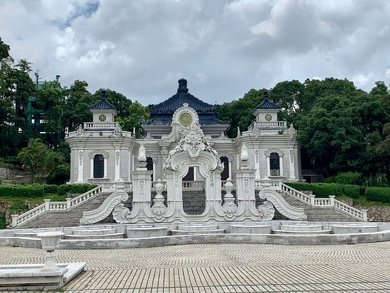 The New Yuan Ming Palace