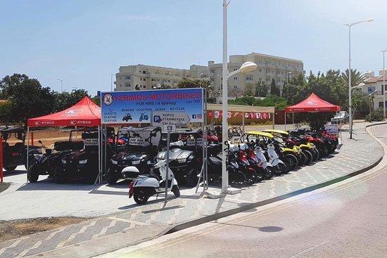 Yerimos Motorbikes