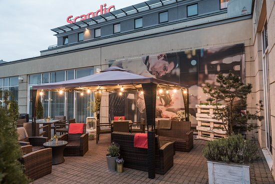 Hotel Scandic Gdansk: Exterior