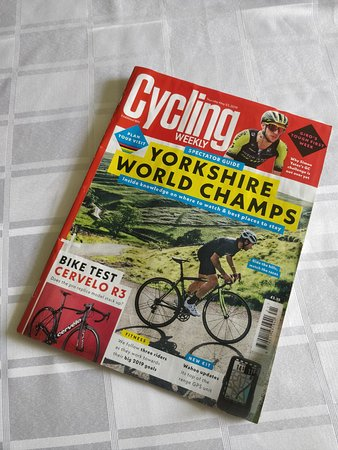 As recommended in Cycling Weekly