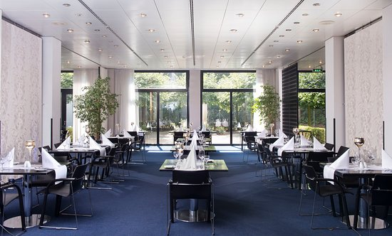 Holiday Inn Berlin City-West: Restaurant