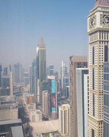 Vista dal 44° piano