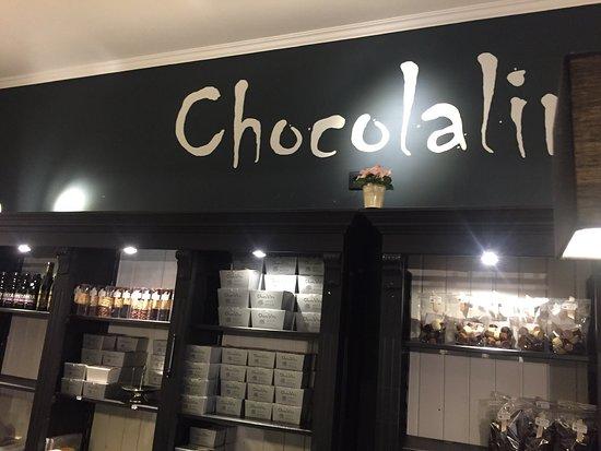 Chocolalino, paraíso dos chocolates