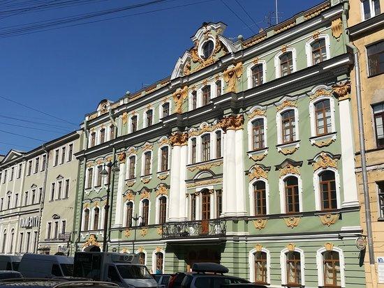 Bolshaya Morskaya Street
