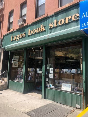 Logos Bookstore (New York City) - 2019 All You Need to Know