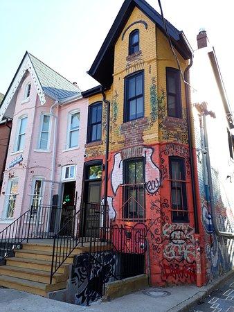 Toronto, Canada: Casa vicino a Chinatown