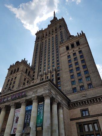 Varsó, Lengyelország: palazzo