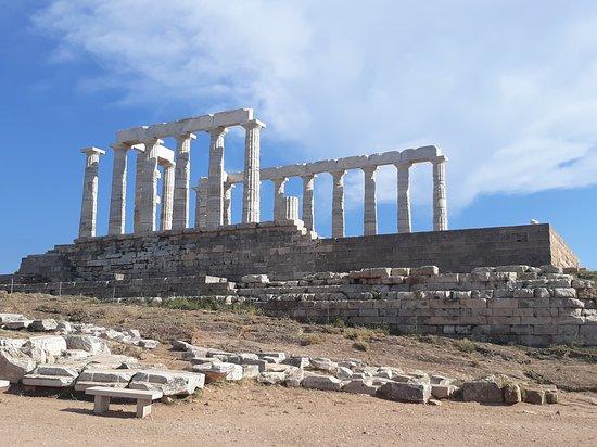 Temple of Poseidon at Sunio
