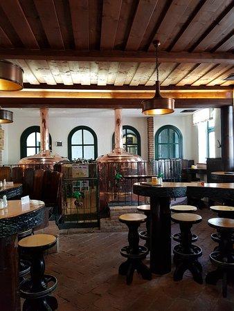 Vienna, Austria: Great brewpub