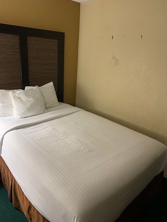Dirty Hotel. Hotwire should remove this hotel chain