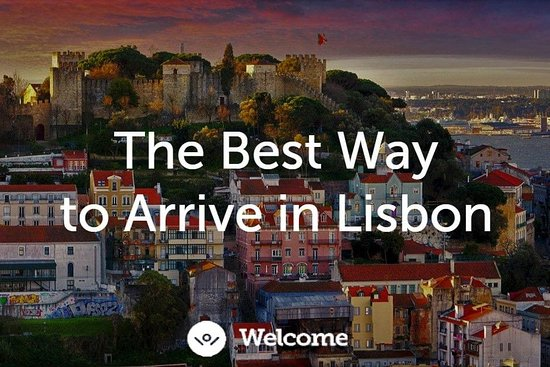 Lisbon Tours & Transfers - Welcome Pickups