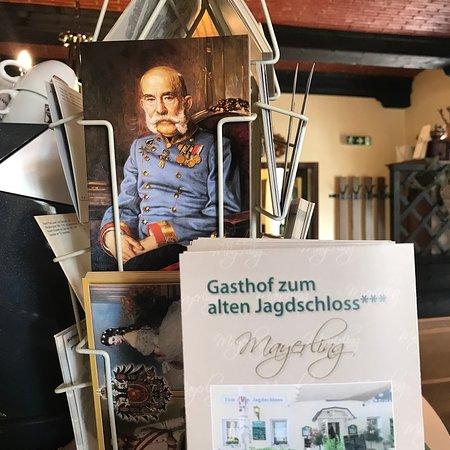 Mayerling, Austria: Die Monarchie ist überall
