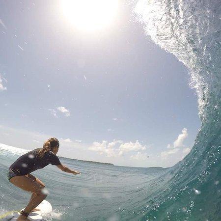 Muli: Surfing day 