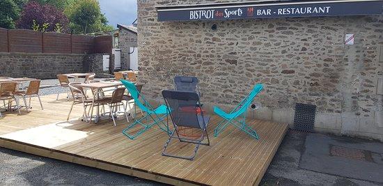 Le Bistrot Des Sports Saint Samson Sur Rance Restaurant