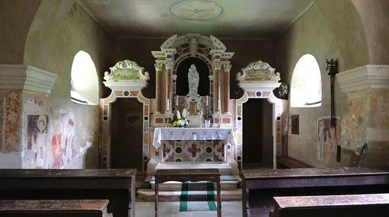 Iglesia de Santa Maria de las Rocas