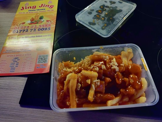 Jing Jing Preston Menu Prices Restaurant Reviews