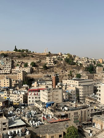 Amman city center