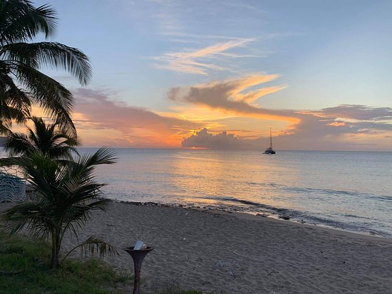 St. Croix: Cane bay resort