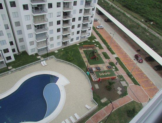Zarechye 1, Hviterussland: Piscina 1 Conjunto residencial Aqualina Orange
